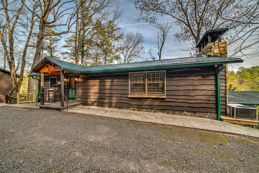 Floor Plan for River Dream Lodge - Blue Ridge, Ga